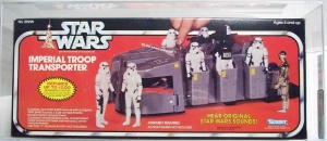 """Kenner's 1979 """"Imperial Troop Transporter"""""""