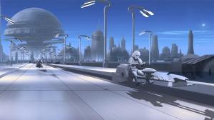 Concept art for Rebels