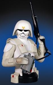 "A ""McQuarrie Snowtrooper"" minibust"