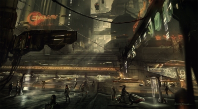 Star-Wars-1313-Concept-Art-Coruscant-Traffic