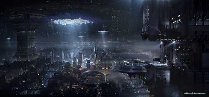 Star-Wars-1313-Concept-Art-Millenium-Falcon