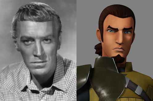 A young Max von Sydow vs. a young Kanan Jarrus