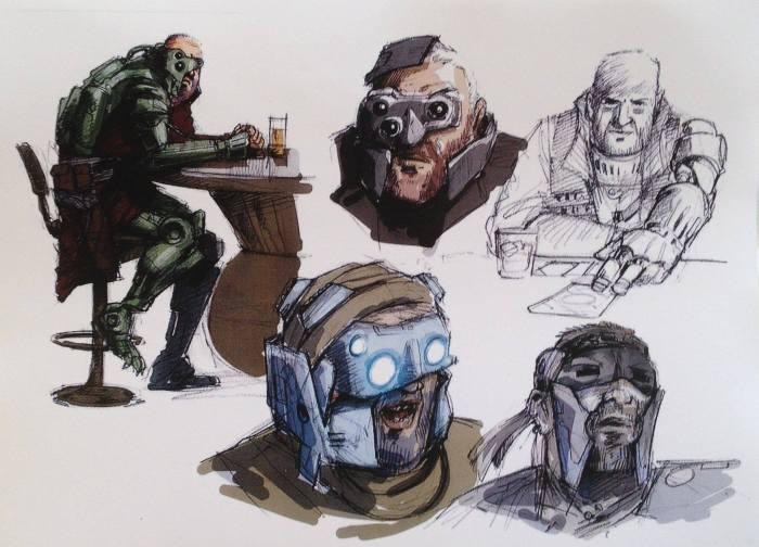 Concept Sketch - Montross2