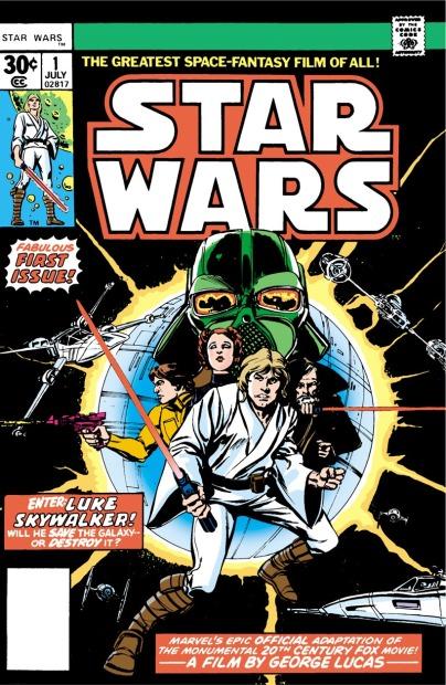 April 1977 Star Wars #1