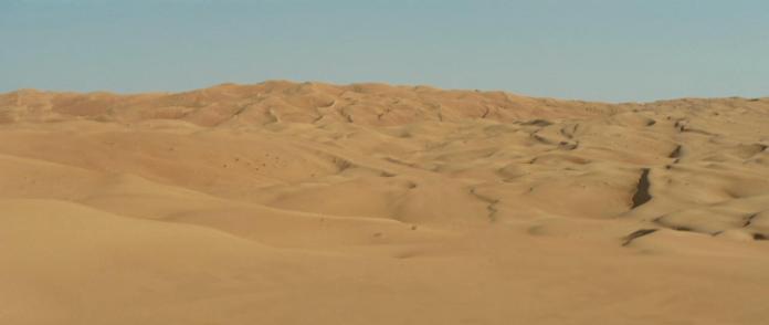 The desert planet