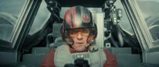 Isaac as X-wing pilot