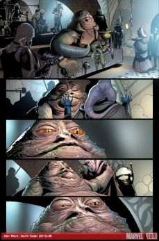 Darth Vader #1 preview, 3 of 3