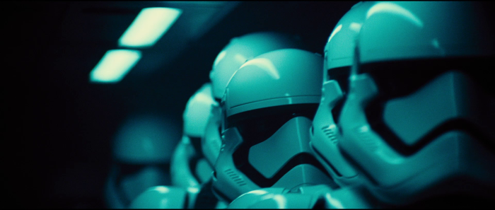 A detachment of stormtroopers sent to retrieve a relic...