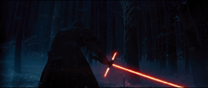 Is this lightsaber an ancient Sith relic?