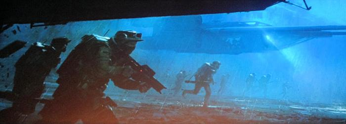 Rogue One concept art from Celebration Anaheim