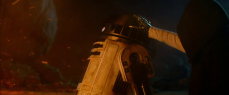 Luke Skywalker with R2-D2!