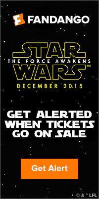 Star Wars Movie Tickets